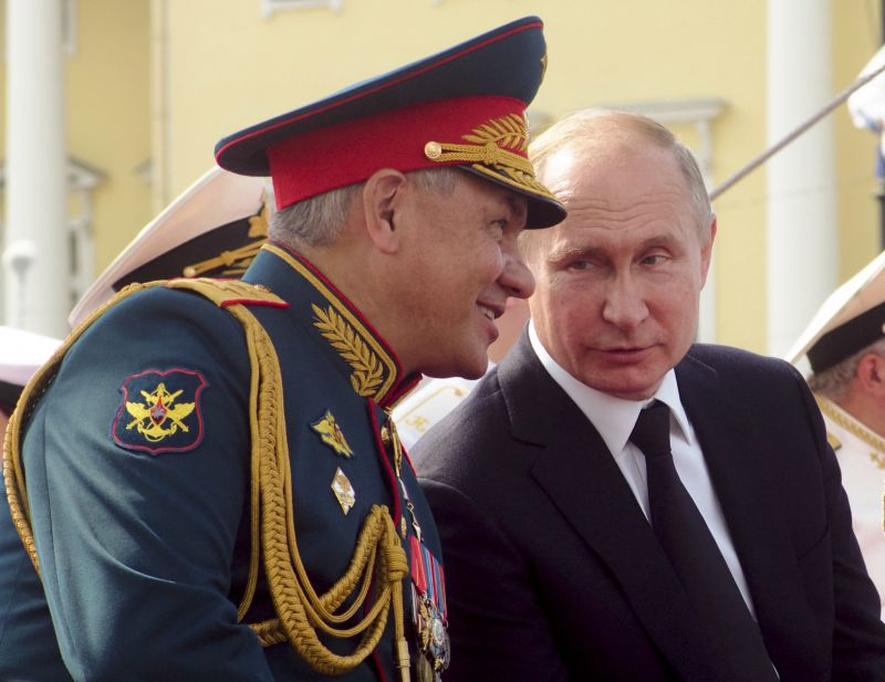 Kijevnek nem tetszik, hogy Putyin a Krímben parádézik