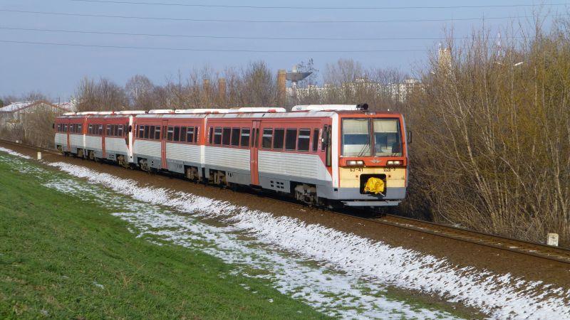 Cegléd közelében gázolt a vonat