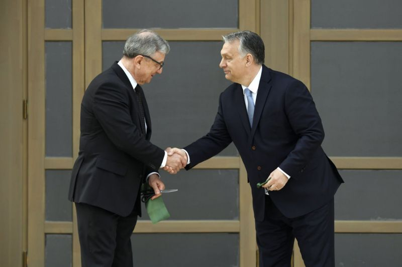 Megvan az MTA-ról leválasztott kutatóhálózatok új vezetője, Orbán Viktor barátjaként emlegetik