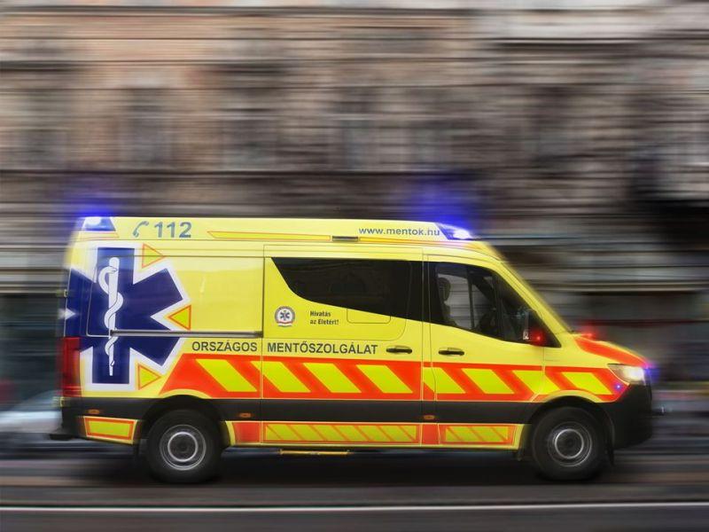 Majdnem meghalt egy nő Budapesten, mert a kollégáit nem izgatta, hogy rosszul van