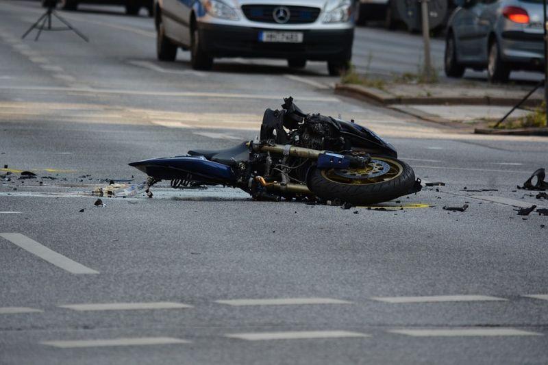 Halálos motorbaleset Tarcalnál.