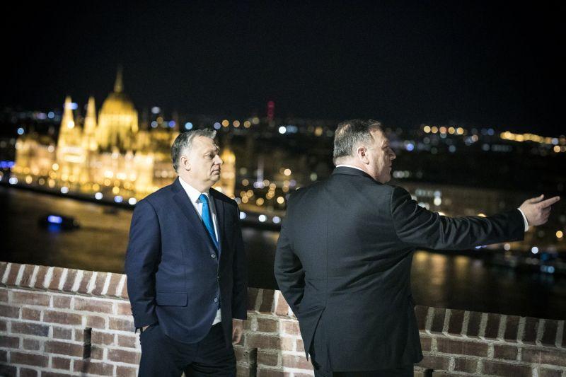 Az amerikai külügyminiszter köszöntötte Magyarországot nemzeti ünnepünk alkalmából