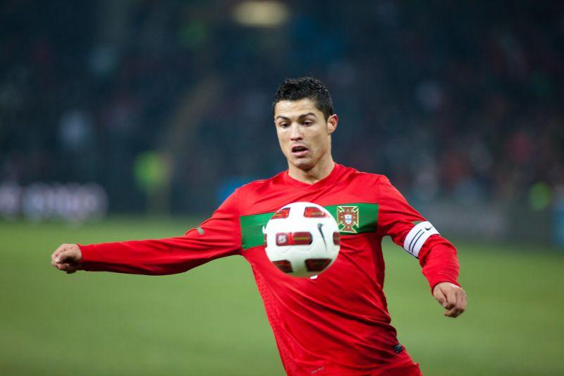 Ezért sírta el magát Ronaldo kamerák előtt