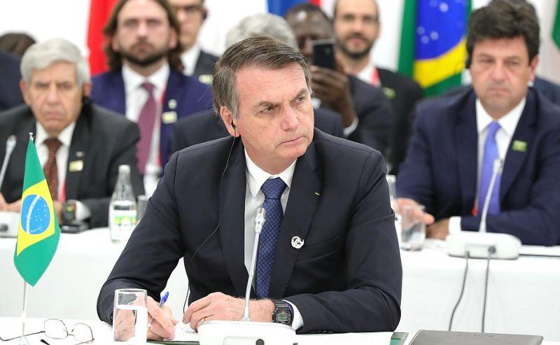 Megsértődött a brazil elnök – gyorsan hülyét is csinált magából