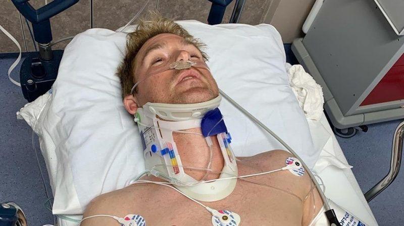 Borzasztó sérülésekkel került kórházba az F1-es pilóta