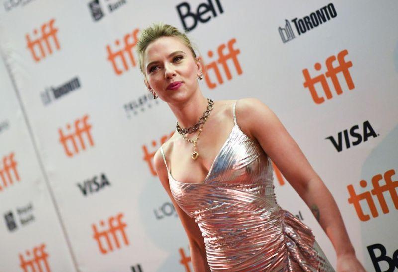 Tarlós István Scarlett Johanssonnal fotózkodott