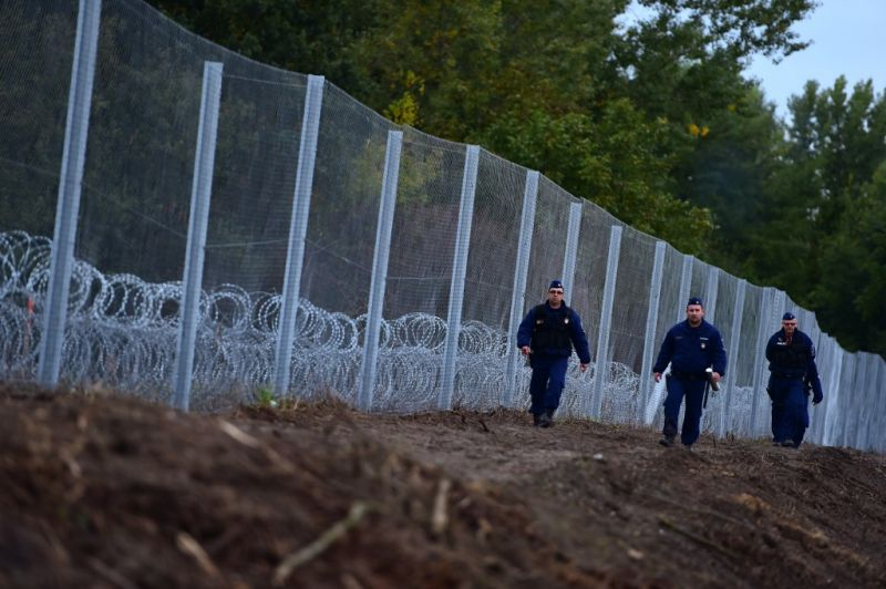 Sokkal több pénzt adott az unió a határvédelemre, mint amennyit a kormány állít