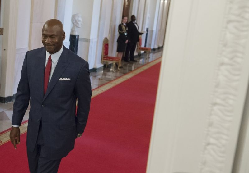 Michael Jordan óriási adománnyal segít a Dorina hurrikán áldozatain