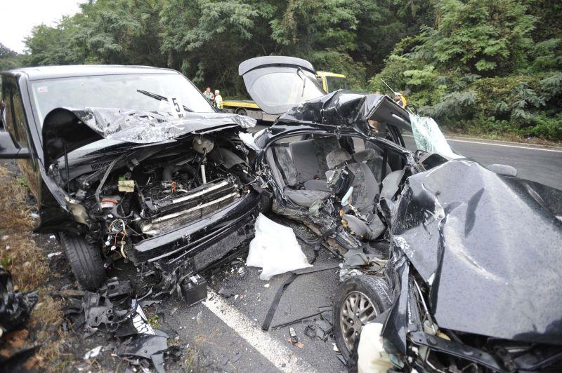 Tragédia Vácnál – hárman haltak meg egy balesetben