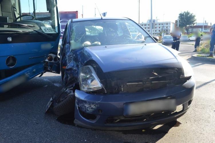 26 baleset történt vasárnap Budapesten