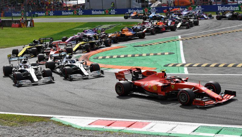 Olasz Nagydíj – Leclerc kilenc év után vitte sikerre a Ferrarit Monzában