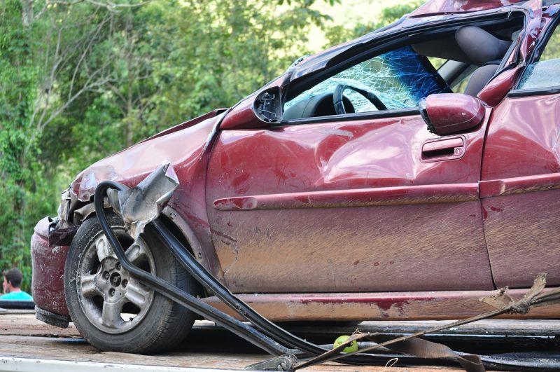 Holttestet találtak egy felborult autó alatt Csepelen