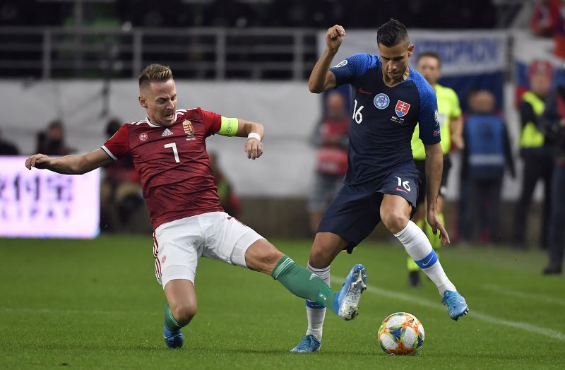 Jobban játszott, de így is ki tudott kapni a szlovákoktól a magyar labdarúgó-válogatott