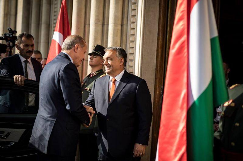 Ázsiai baráti országaink külügyminisztereit fogadta Orbán  Viktor