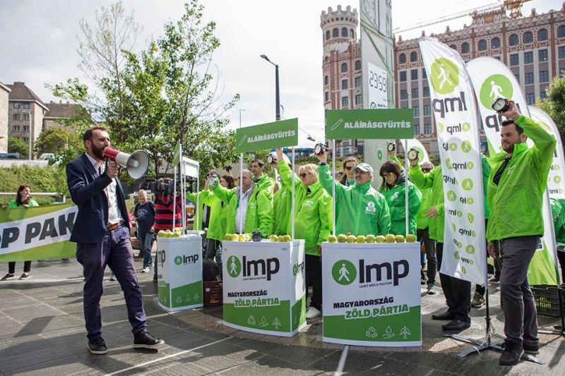 Az LMP egyetlen megyében sem tudott listát állítani, még a Munkáspárt is előttük jár