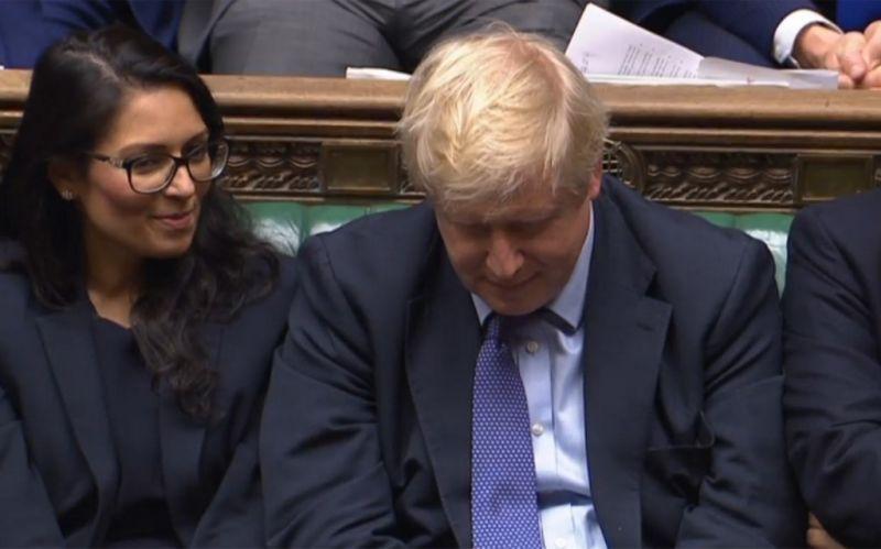 Feloszlott a brit törvényhozás