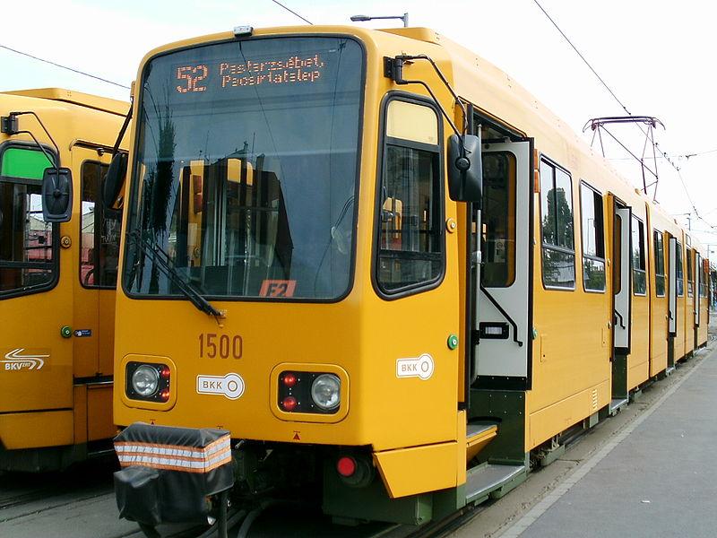 BKK: több villamosvonalon is pótlóbusz jár a következő napokban