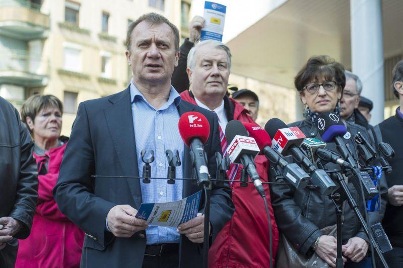 Polt Péter azt akarja, hogy gyanúsított legyen a DK politikusa