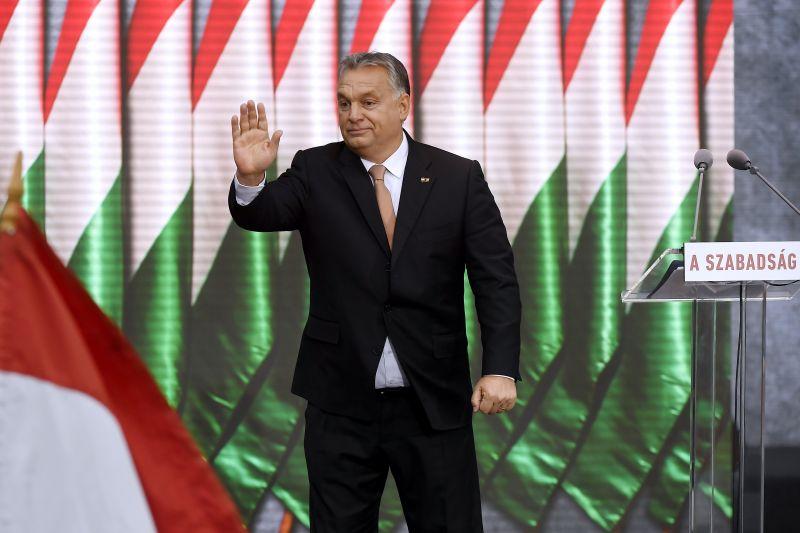 Orbán Viktor október 23-án nem szól a nemzethez