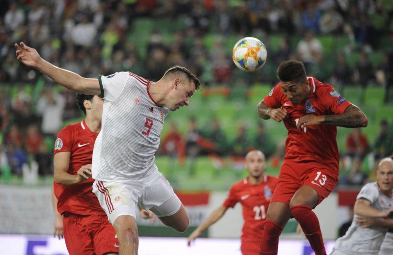 Ezt mondta bíró, miután visszanézte a meg nem adott azeri gólt