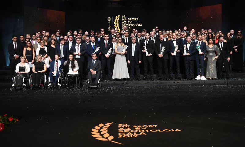 Az Év sportolója: Hosszú utolérte Egerszegit, Milák először nyert