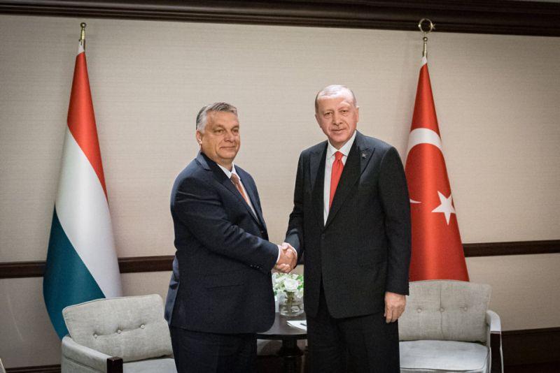Erdogan alapítványa nyit iskolát Budapesten