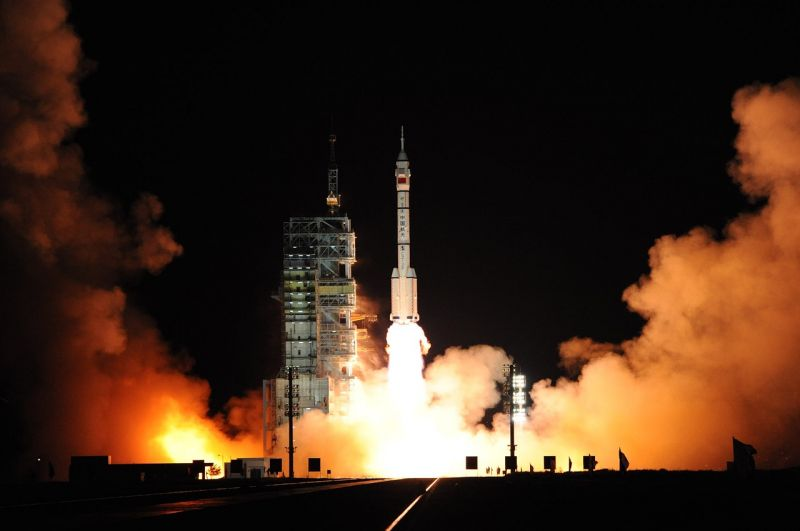 Rejtélyes rendeltetésű műholdat lőttek fel a kínaiak