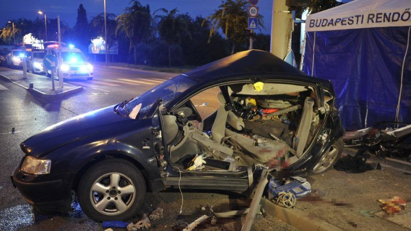 Évtizedek óta nem volt annyi halálos baleset a magyar utakon, mint a múlt hónapban – ez lehet az oka