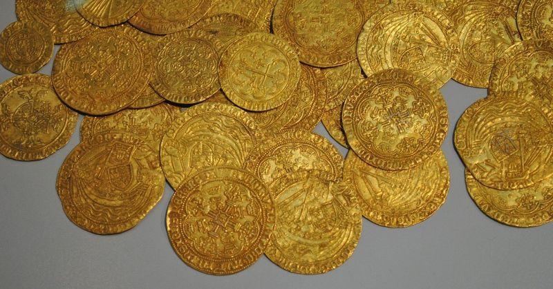Évekkel ezelőtt hamisra cserélték egy győri múzeum ellopott aranygyűjteményét
