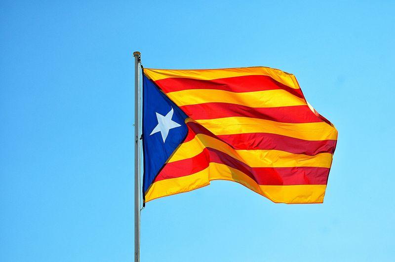Nem a megszokott tüntetés zajlott le Barcelonában