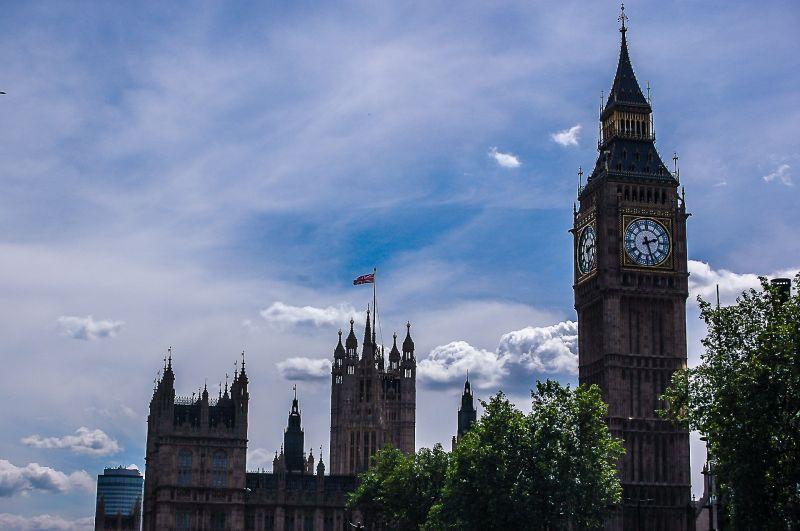 Véget ért a brit parlament ülésszaka
