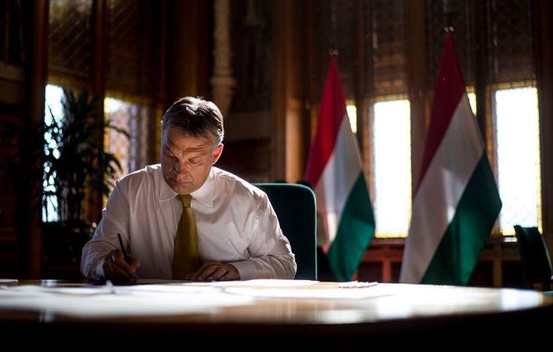 Levelet küld Orbán Viktor a szavazóknak