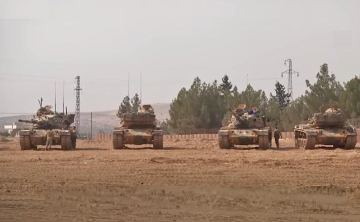 Kitört a háború a Közel-Keleten: Törökország szárazföldön is megindította a támadást Szíria ellen