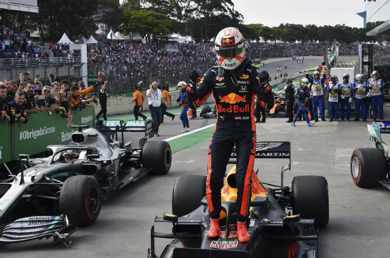 Brazil Nagydíj – Verstappen nyert, Gasly a második