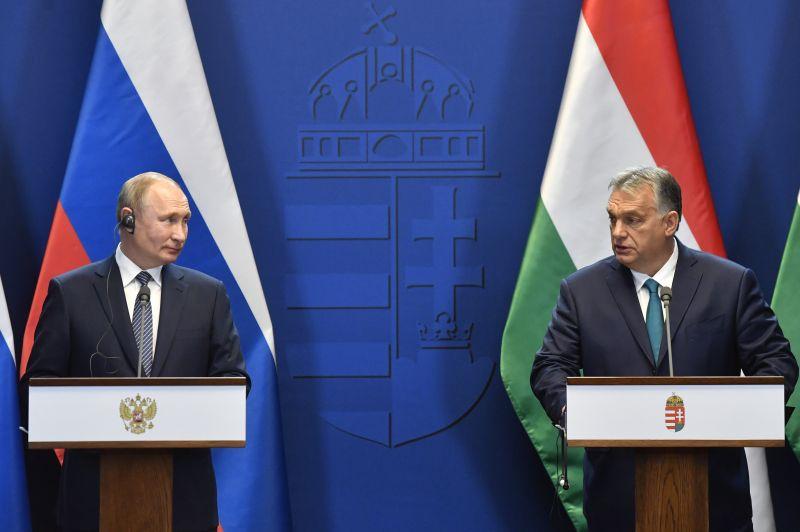 Most érdemes aggódni: Putyin nagyon megdicsérte Orbánt