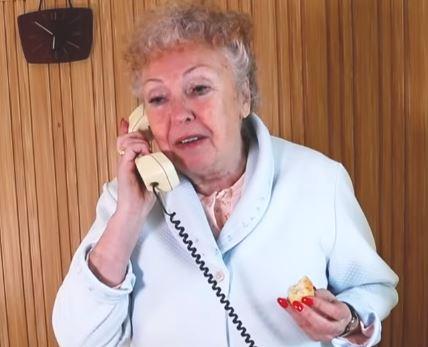 Magdi anyus töltött káposztával buktatta le az unokázós csalót – videó