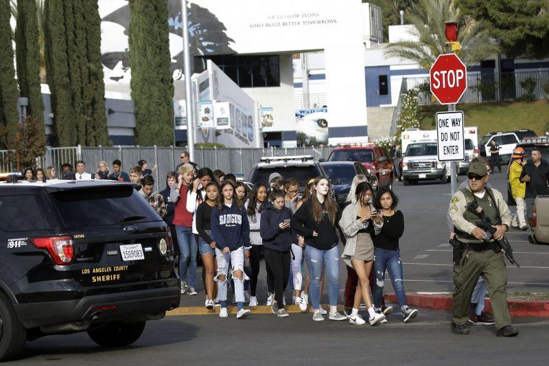 Diák lövöldözött Kaliforniában – egy tanuló meghalt