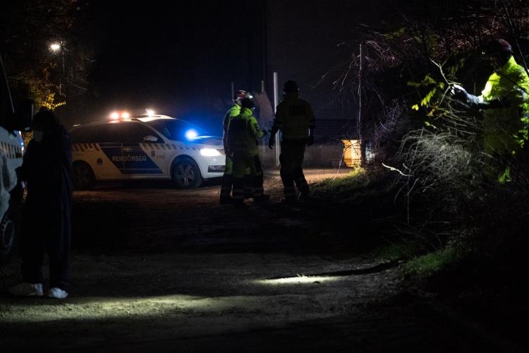 Elásott holttest Albertirsán – vallomást tett a gyanúsított