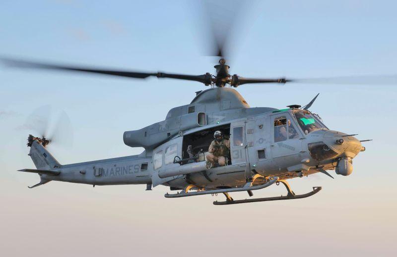 Amerikai helikopterekkel erősítenek a csehek