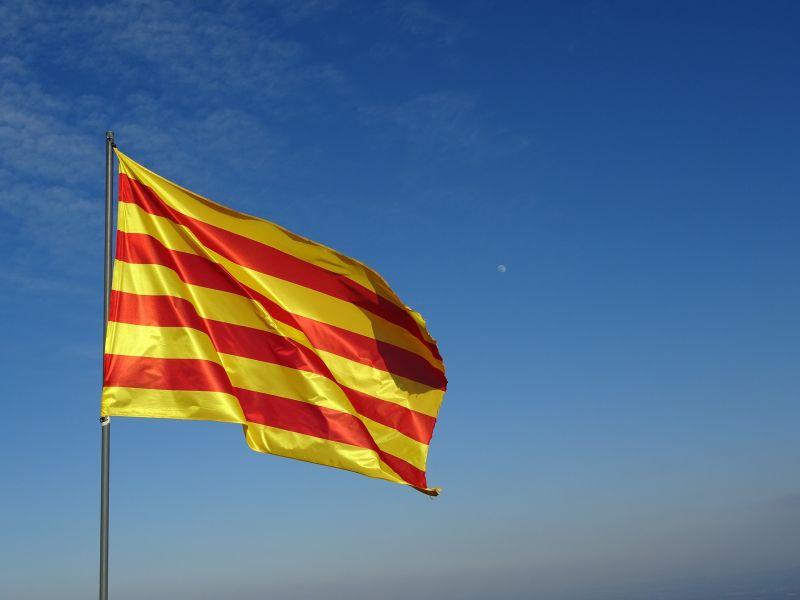 Kampánycsendben is tüntetéseket tartanak a katalánok