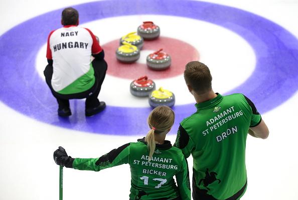 World Tour-versenyt nyert a Szekeres Ildikó, Nagy György curlingpáros