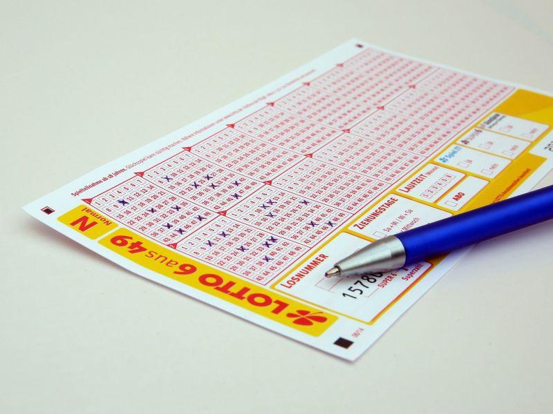 Szokatlan számsor, sok nyertes – hatos lottó