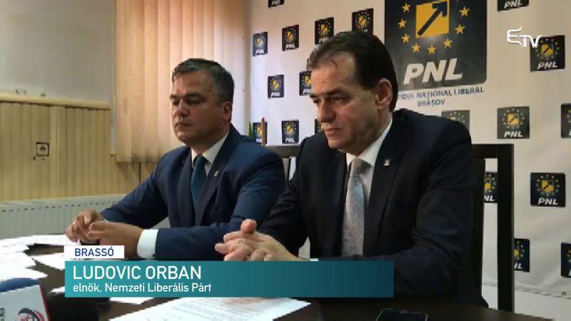 Letette a hivatali esküt a Ludovic Orban vezette új román kormány