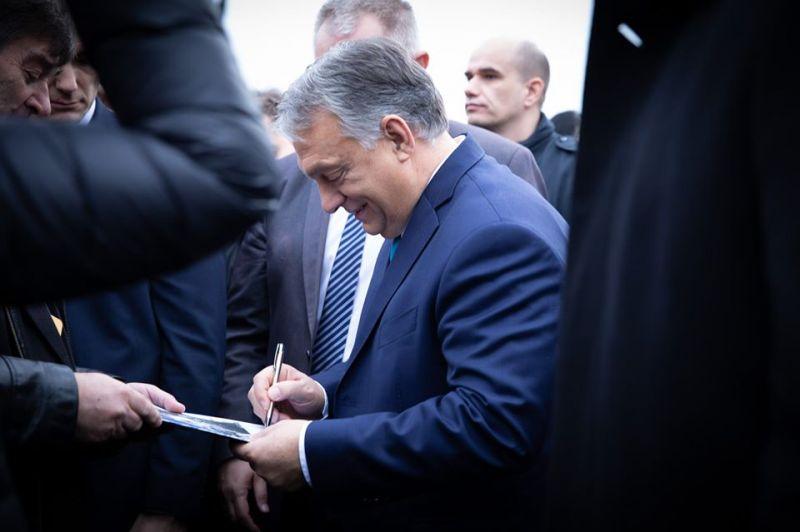 Orbán szerint Horvátország és Magyarország újra a világ közepe lehet