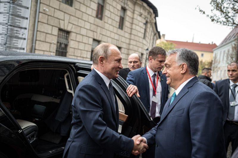Putyin szerint megnézhetjük magunkat, ha lemondunk a gázról