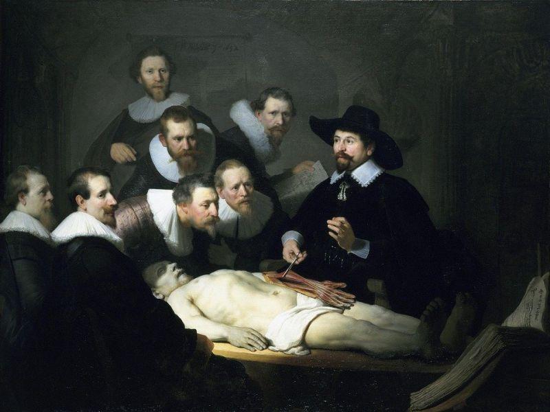 Két Rembrandt képpel akart távozni – bilinccsel sikerült