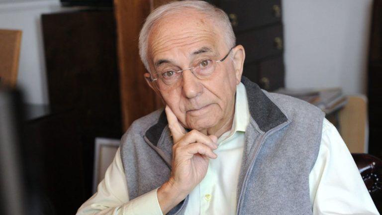 Vitray Tamás 87 évesen válik feleségétől