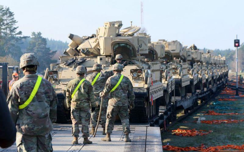 Az USA az elmúlt 25 év legnagyobb hadgyakorlatára készül Európában