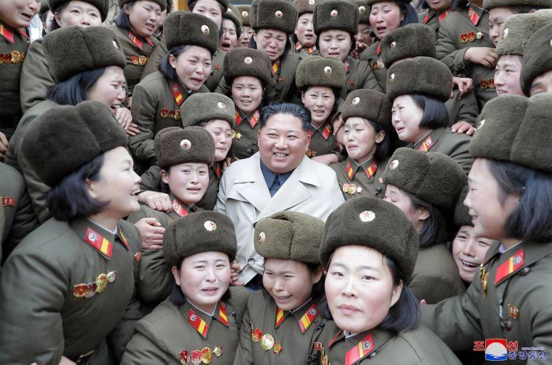 Észak-Korea ismét készül valamire