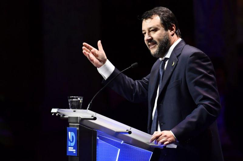 """Salvini új mozgalmat indított el, """"senki nem fogja tudni megállítani őket"""""""